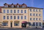 Hôtel Altenbourg - Hotel Maximilian-1