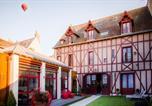 Hôtel 4 étoiles Chenonceaux - Hotel Spa - Au Charme Rabelaisien-1