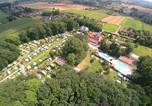 Camping avec Piscine couverte / chauffée Ambleteuse - Château du Gandspette-1