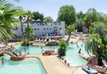 Camping avec Ambiance club Hérault - Camping l'Oasis Palavasienne - Camping Paradis -1