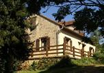 Location vacances Mazeyrolles - Maison De Vacances - Villefranche-Du-Périgord 10-2