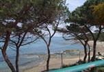 Location vacances  Ville métropolitaine de Palerme - Le Terrazze sul Mare - Capo Aranciotto Beach-1