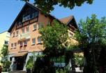 Hôtel La Bavière - Bio Hotel Bayerischer Wirt Augsburg-1