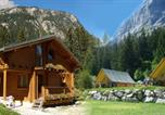Camping avec Site nature Savoie - Alpes Lodges-2