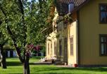 Hôtel Linköping - Stf Glasbruket Hostel & Apartments-1