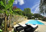 Location vacances Gréolières - Villa in Chateauneuf-de-Grasse-4