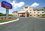 Hôtel Wytheville - Fairfield Inn & Suites Wytheville