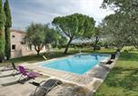Location vacances Puy-Saint-Martin - Holiday home Cléon d'Andran 81 with Outdoor Swimmingpool-1