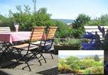 Location vacances Heilbad Heiligenstadt - Café & Pension Meine Sonne ... Sole Mio-2