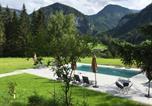 Hôtel Aigen im Ennstal - Villa Bergzauber-2