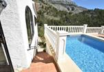 Location vacances Communauté Valencienne - Beautiful Villa in Altea with Private Swimming Pool-4