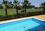Location vacances Vila Real de Santo António - Apartamento T2, Urbanização Golf, Isla Canela-1