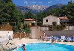 Camping avec Piscine Font-Romeu-Odeillo-Via - Camping Del Bosc-1