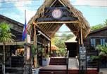 Hôtel Belize - Pur Boutique Cabanas-4
