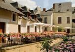 Hôtel Chouzé-sur-Loire - Hotel La Croix Blanche Fontevraud-2