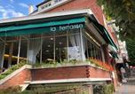Hôtel Les Champeaux - Logis Terrasse Hôtel-1