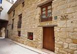 Location vacances Lledó - Casa rural con mucho encanto en un entorno mágico-4