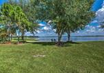 Location vacances Lake Placid - Charming Waterfront Home in Frostproof with Lake View-2