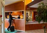 Hôtel Rheinau - Hotel Roi Soleil Strasbourg Mundolsheim-1