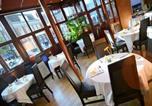 Hôtel Harrow - Best Western Cumberland Hotel-1
