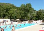 Camping avec Piscine Saint-Laurent-du-Var - Camping Vallon Rouge-1