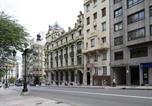 Hôtel Oviedo - Santacruz-1
