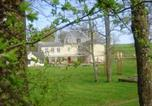 Location vacances Wasigny - House with 6 bedrooms in Lametz with furnished garden and Wifi-3