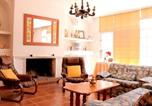 Location vacances Puebla de Don Rodrigo - House with 3 bedrooms in Castilblanco with enclosed garden-1