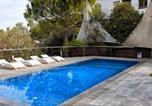 Location vacances Vilassar de Mar - Villa in Cabrils-2