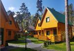 Villages vacances Rewal - Zielone Domki-1