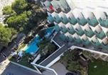 Hôtel Lignano Sabbiadoro - International Beach Hotel-4