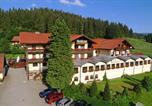 Hôtel Bodenmais - Waldhotel Seebachschleife-1