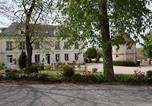 Camping avec WIFI Eure - Château de Bouafles-2