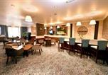 Hôtel Abou Dabi - City Seasons Al Hamra Hotel-4