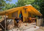 Camping avec Piscine couverte / chauffée Bougé-Chambalud - Camping Sites et Paysages Bel'Époque Du Pilat-4