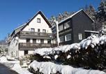 Hôtel Netphen - Waldhotel Einstein-2