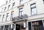 Hôtel Gent - Hotel de Flandre-1