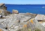 Location vacances Pleubian - Maison de 3 chambres a Pleubian avec magnifique vue sur la mer jardin clos et Wifi a 300 m de la plage-2