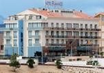 Hôtel Arnes - Hotel Flamingo