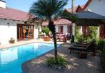 Location vacances Kempton Park - Journey's Inn Africa Airport Lodge-1