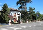 Hôtel Saint-Girons - Hostellerie du Parc-1