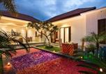 Location vacances Denpasar - Kubu Manggala Villas Seminyak-1