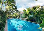 Location vacances Lake Worth - El Cid Studio w/ Gorgeous Courtyard & Pool Duplex-1