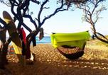 Camping États-Unis - Private Hammock Camping with Shelter Tent, Beach Front-1