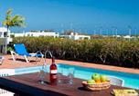 Location vacances Playa Blanca - Villa Danpipua-2