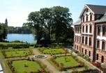 Hôtel Neustadt-Glewe - Hotel Am Tiefwarensee-1