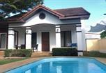 Location vacances Chalong - Villa coconut garden 2-4