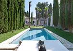Location vacances Maussane-les-Alpilles - Maussane-les-Alpilles Villa Sleeps 6 Pool Air Con-1