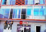 Hôtel Praia - Espaço Colorido-1