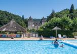 Camping avec Site nature Limousin - Sea Green - Camping le Gibanel-2
